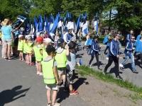 054 Sinimustvalge lipu 135. aastapäev. Foto: Urmas Saard