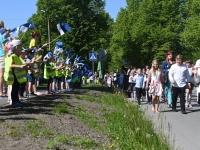 055 Sinimustvalge lipu 135. aastapäev. Foto: Urmas Saard