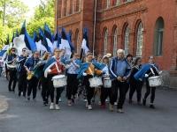 057 Sinimustvalge lipu 135. aastapäev. Foto: Urmas Saard