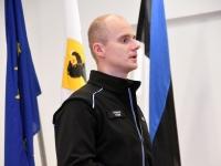 008 Andro Oviir. Siseministriga kohtumine Pärnu riigimajas. Foto Urmas Saard