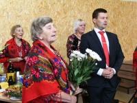 014 Sügiskuld tähistas oma viieteistkümnendat koos sintlastega. Foto: Urmas Saard