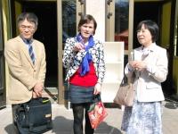 002 Suursaadik Yoko Yanagisawa Sindis. Foto: Urmas Saard