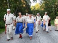Suvine pööripäev Raekülas. Foto: Urmas Saard / Külauudised