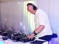 DJ Urmas Lass. Suvine pööripäev Raekülas. Foto: Urmas Saard / Külauudised