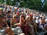 003 Svjata Vatra XXVI Viljandi pärimusmuusika festivalil . Foto: Urmas Saard