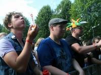 009 Svjata Vatra XXVI Viljandi pärimusmuusika festivalil . Foto: Urmas Saard
