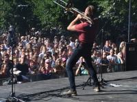 016 Svjata Vatra XXVI Viljandi pärimusmuusika festivalil . Foto: Urmas Saard