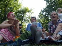 018 Svjata Vatra XXVI Viljandi pärimusmuusika festivalil . Foto: Urmas Saard