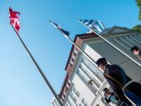 004 Taani Lipu Selts Tallinna 21. Koolis. Foto: Tallinna 21. Kool