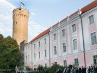 002 Taasiseseisvumispäev Tallinnas. Foto: Peeter Hütt