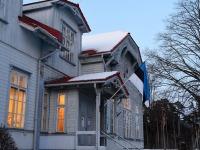 Raeküla Vanakooli keskus.  Foto: Urmas Saard / Külauudised
