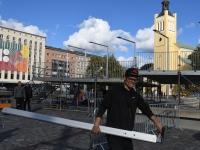 012 Tallinn paavst Franciscus'e ootel. Foto: Urmas Saard