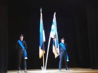 004  Tallinna 21. kooli aktusel. Foto:Tarmo Kruusimäe