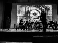 Tallinna Uue Muusika Ansambel. Foto: Fabian Schober
