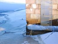 001 Talv Pärnu jõel. Foto: Urmas Saard