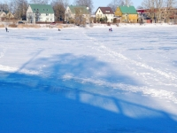002 Talv Pärnu jõel. Foto: Urmas Saard