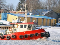 013 Talv Pärnu jõel. Foto: Urmas Saard