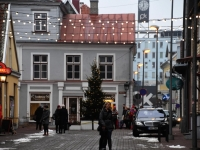 010 Talvevalguse promenaadil ja jõuluaatriumis. Foto: Urmas Saard