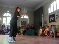001 Hip-Hop kategooria võitja Keity Talllinnast tantsuhoos. Foto: Mikko Selg