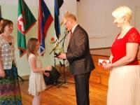 011 Tänupäeval tunnustab Sindi gümnaasium parimaid õpilasi. Foto: Urmas Saard