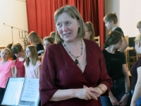 006 Tapa valla lastekoor Lätis. Foto: Urmas Saard