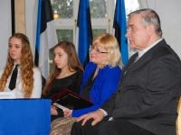 011 Tartu rahu 96. aastapäeva tähistamine Sindis. Foto: Urmas Saard