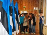 014 Tartu rahu 96. aastapäeva tähistamine Sindis. Foto: Urmas Saard