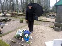005 Tartu rahu sajandal aastapäeval Sindi kalmistul. Foto: Mari-Liis Puust