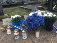 006 Tartu rahu sajandal aastapäeval Sindi kalmistul. Foto: Mari-Liis Puust