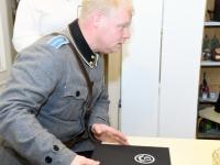 009 Tartu rahu sajandal aastapäeval Sindi muuseumis. Foto: Urmas Saard