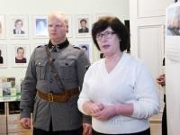 016 Tartu rahu sajandal aastapäeval Sindi muuseumis. Foto: Urmas Saard
