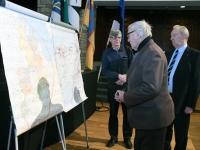 001 Tartu rahuläbirääkimistele pühendatud konverents rahvusraamatukogus. Foto: Urmas Saard