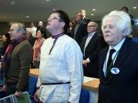 011 Tartu rahuläbirääkimistele pühendatud konverents rahvusraamatukogus. Foto: Urmas Saard
