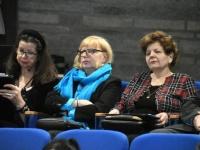 018 Tartu rahuläbirääkimistele pühendatud konverents rahvusraamatukogus. Foto: Urmas Saard