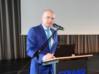Tartu Ülikooli Pärnu kolledži väärikate ülikooli 13. õppeaasta avaaktus. Foto: Urmas Saard / Külauudised
