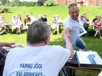 035 Teenetemedalid püha ürituse lõpetamisel. Foto: Urmas Saard / Külauudised