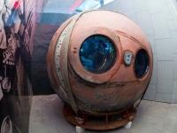 003 SPUTNIK Kosmos, Nõukogude Liidu luuresatelliit. Foto: Aivar Pärtel