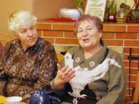 001 Tõmba-Jüri Sindi eakate juures. Foto: Urmas Saard