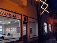 020 Tõnis Vindi graafika ja plakatid Avangard Galeriis. Foto: Urmas Saard