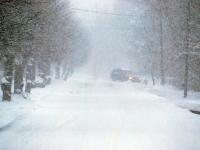 006 Tõnisepäeva lumesadu Sindis. Foto: Urmas Saard