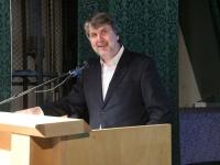 004 Toomas Kuuda loenguga Väärikate ülikoolis. Foto: Urmas Saard
