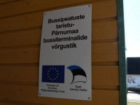 014 Tori minibussijaam. Foto: Urmas Saard / Külauudised