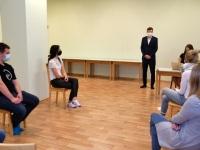Tori noortevolikogu asutajaliikmed. Foto: Urmas Saard / Külauudised