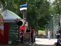 XXVIII Viljandi Pärimusmuusika festivalil. Foto: Urmas Saard / Külauudised