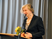 001 TÜ Pärnu kolledži väärikate ülikooli 7. õppeaasta lõpuaktus. foto: Urmas Saard