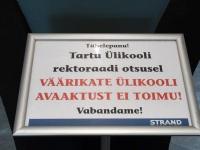 002 TÜ Pärnu kolledži Väärikate ülikooli õppeaasta avamine. Foto: Urmas Saard / Külauudised