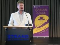 012 TÜ Pärnu kolledži Väärikate ülikooli õppeaasta lõpetamine. Foto: Urmas Saard