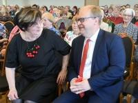 018 TÜ Pärnu kolledži Väärikate ülikooli õppeaasta lõpetamine. Foto: Urmas Saard