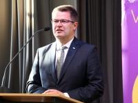 003 TÜ Pärnu Väärikate ülikooli kümnenda õppeasta avaaktus. Foto: Urmas Saard