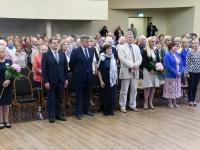 017 TÜ Pärnu Väärikate ülikooli kümnenda õppeasta avaaktus. Foto: Urmas Saard
